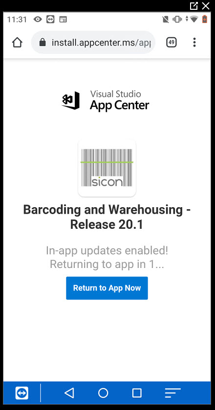 Sicon Barcoding & Warehousing Help and User Guide - Pic27