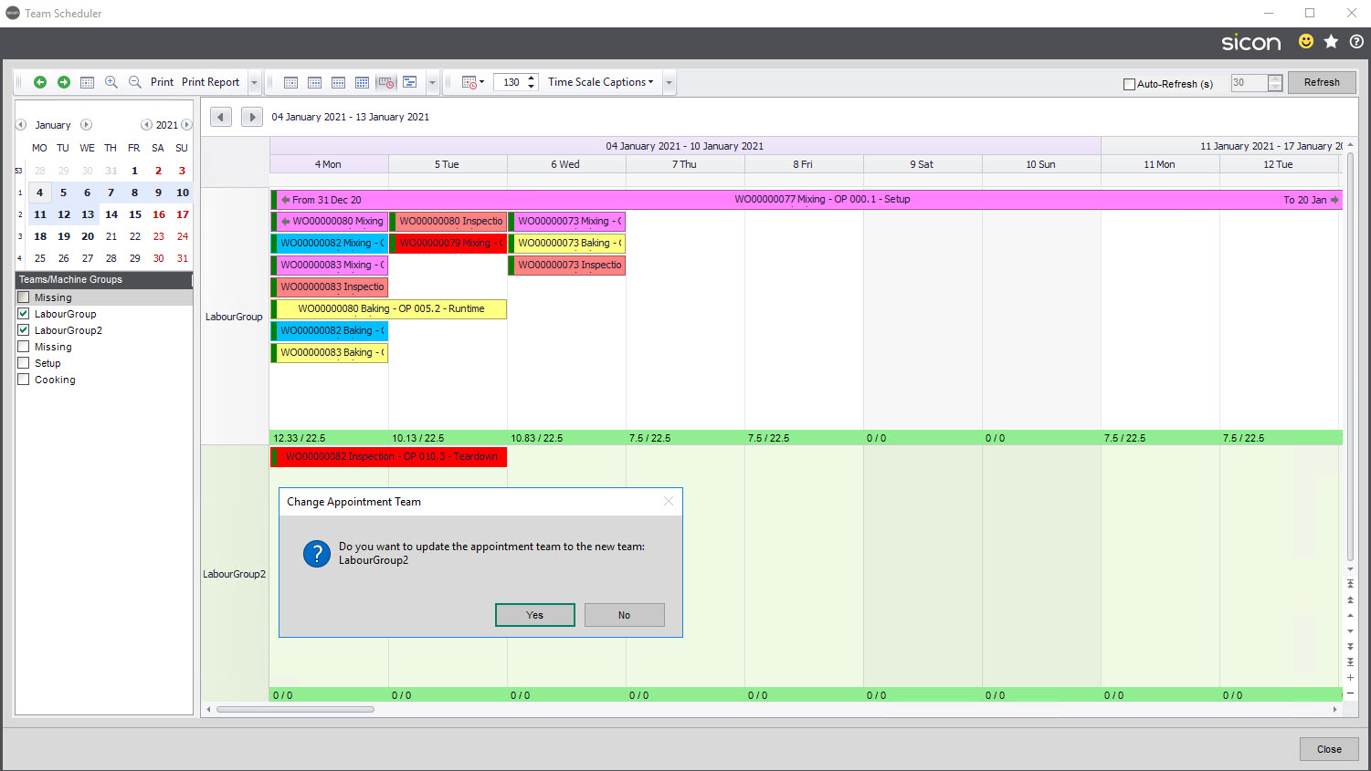 Sicon Material & Resource Planning Help and User Guide - Pic123a