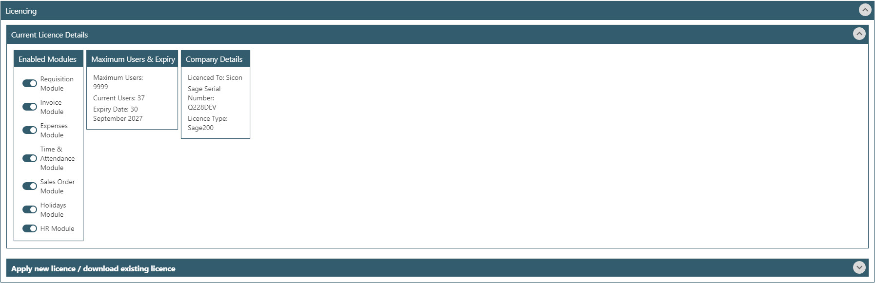 WAP Timesheets help and user guide - Timesheet HUG Section 2 Image 1