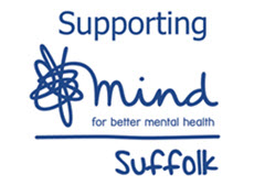 Supporting Suffolk Mind logo