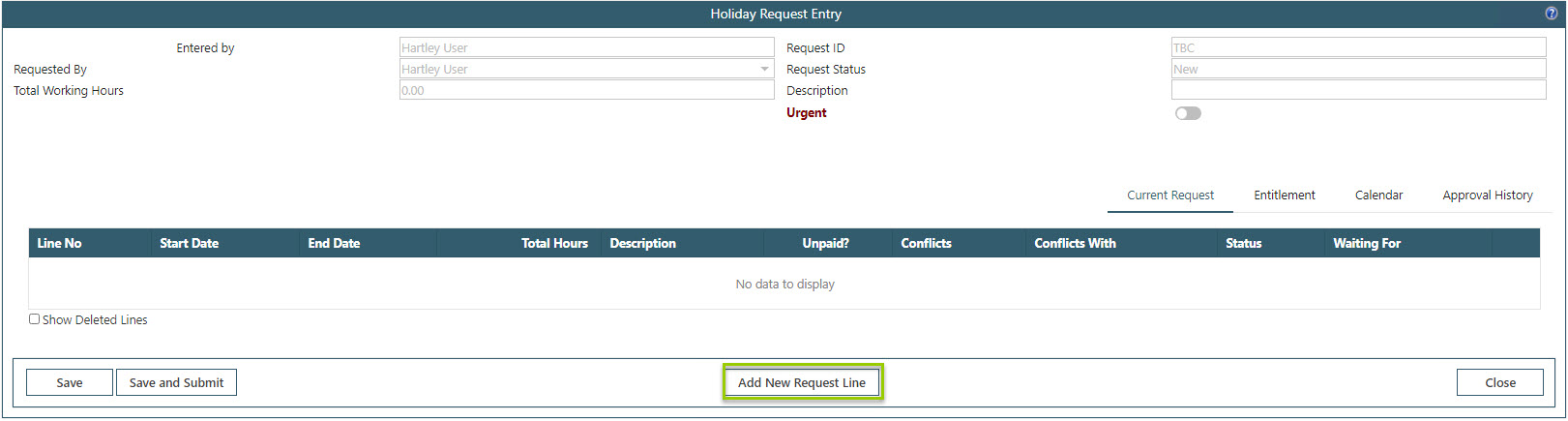 Sicon WAP Holidays Help and User Guide - WAP Holidays HUG Section 11.1 - Image 1