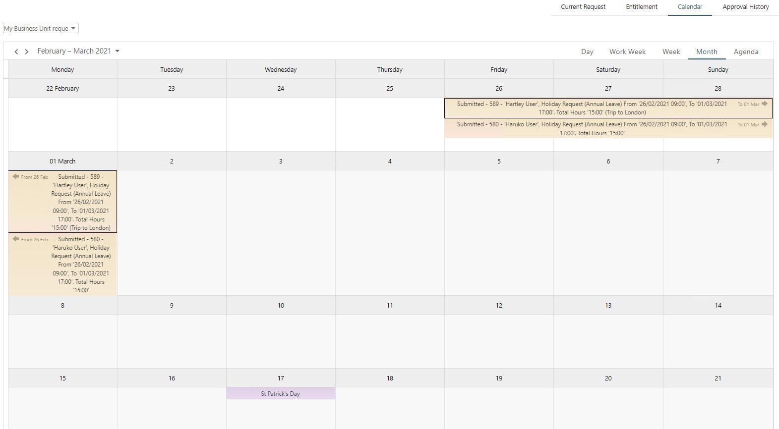 Sicon WAP Holidays Help and User Guide - WAP Holidays HUG Section 11.3 - Image 1