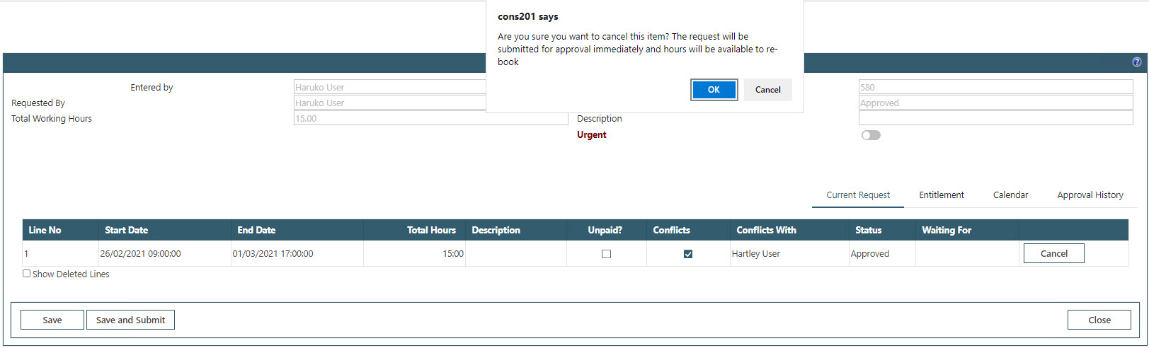 Sicon WAP Holidays Help and User Guide - WAP Holidays HUG Section 14.2 - Image 1