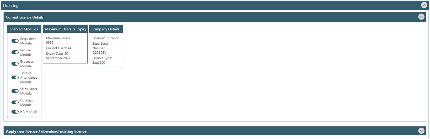 Sicon WAP Holidays Help and User Guide - WAP Holidays HUG Section 2 - Image 1