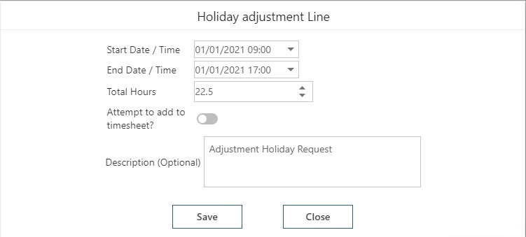 Sicon WAP Holidays Help and User Guide - WAP Holidays HUG Section 9.1 - Image 2