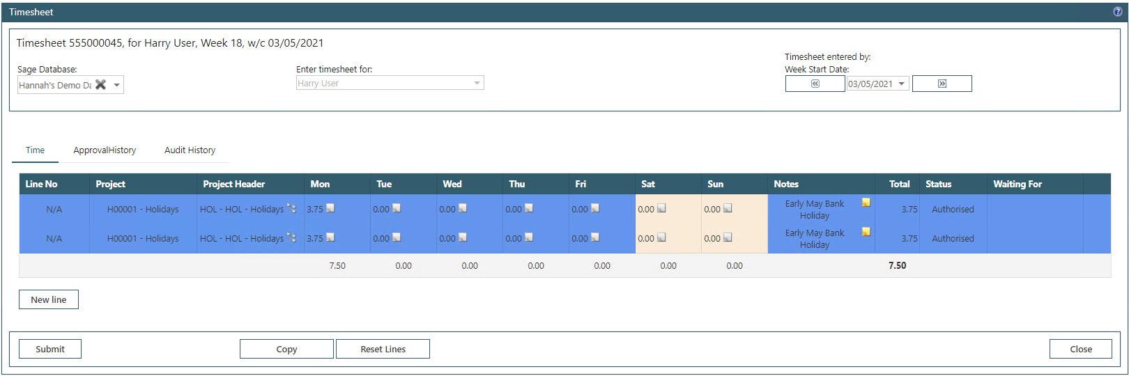 Sicon WAP Holidays Help and User Guide - WAP Holidays HUG Section 9.4 - Image 6