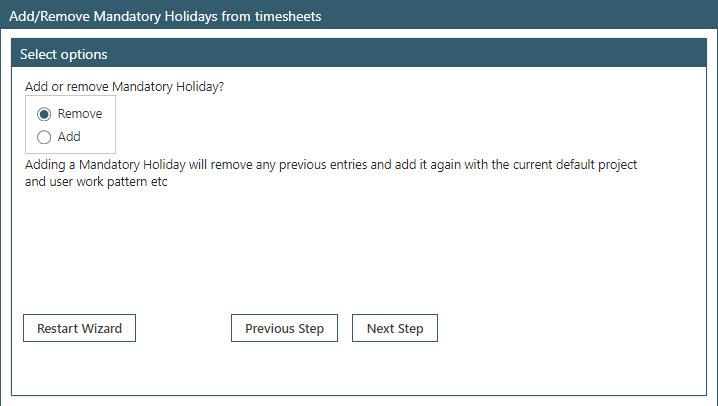 Sicon WAP Holidays Help and User Guide - WAP Holidays HUG Section 9.5 - Image 3