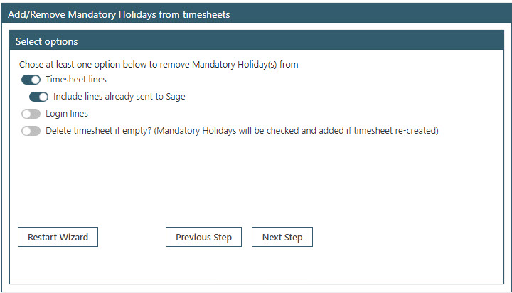 Sicon WAP Holidays Help and User Guide - WAP Holidays HUG Section 9.5 - Image 4