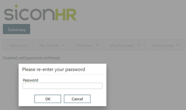 Sicon WAP HR module Help and User Guide - HR HUG Section 16 Image 3