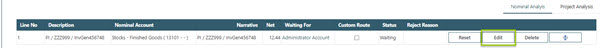 WAP Invoice Module Help and User Guide - Invoice HUG Section 20.1 Image 9