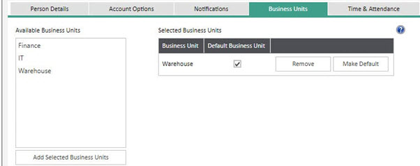WAP Invoice Module Help and User Guide - Invoice HUG Section 7.2 Image 1