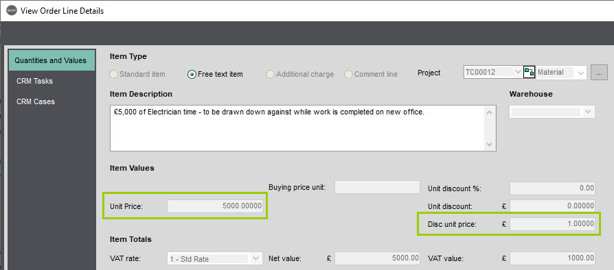 Sicon WAP Purchase Requisitions Help and User Guide - Requisition HUG Section 11.4 Image 2