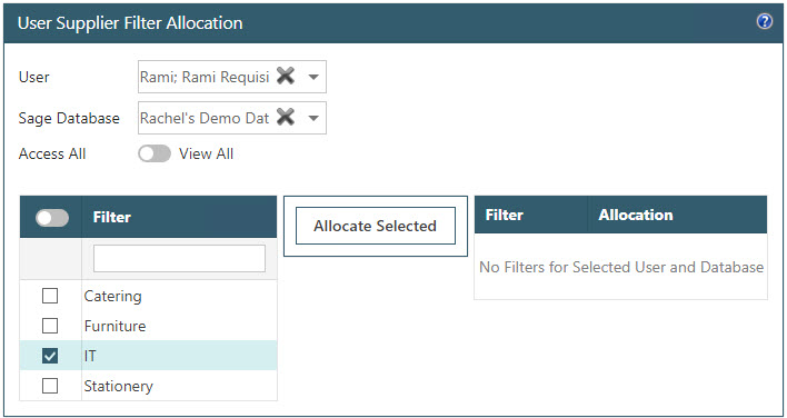 Sicon WAP Purchase Requisitions Help and User Guide - Requisition HUG Section 13.4 Image 3