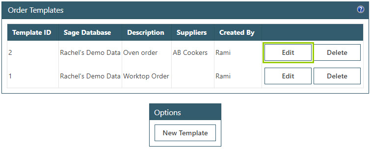 Sicon WAP Purchase Requisitions Help and User Guide - Requisition HUG Section 17.3 Image 1