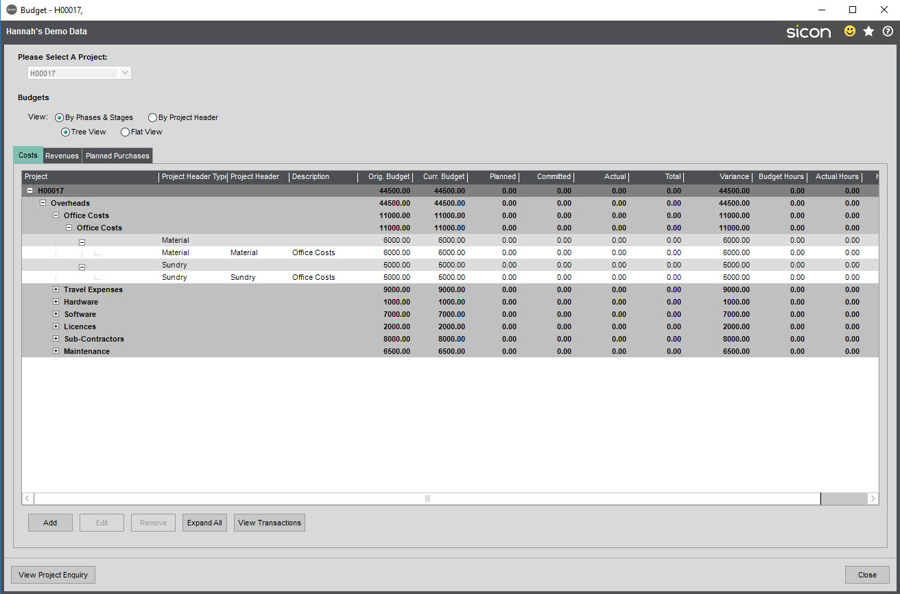 Sicon WAP Purchase Requisitions Help and User Guide - Requisition HUG Section 21.1 Image 2