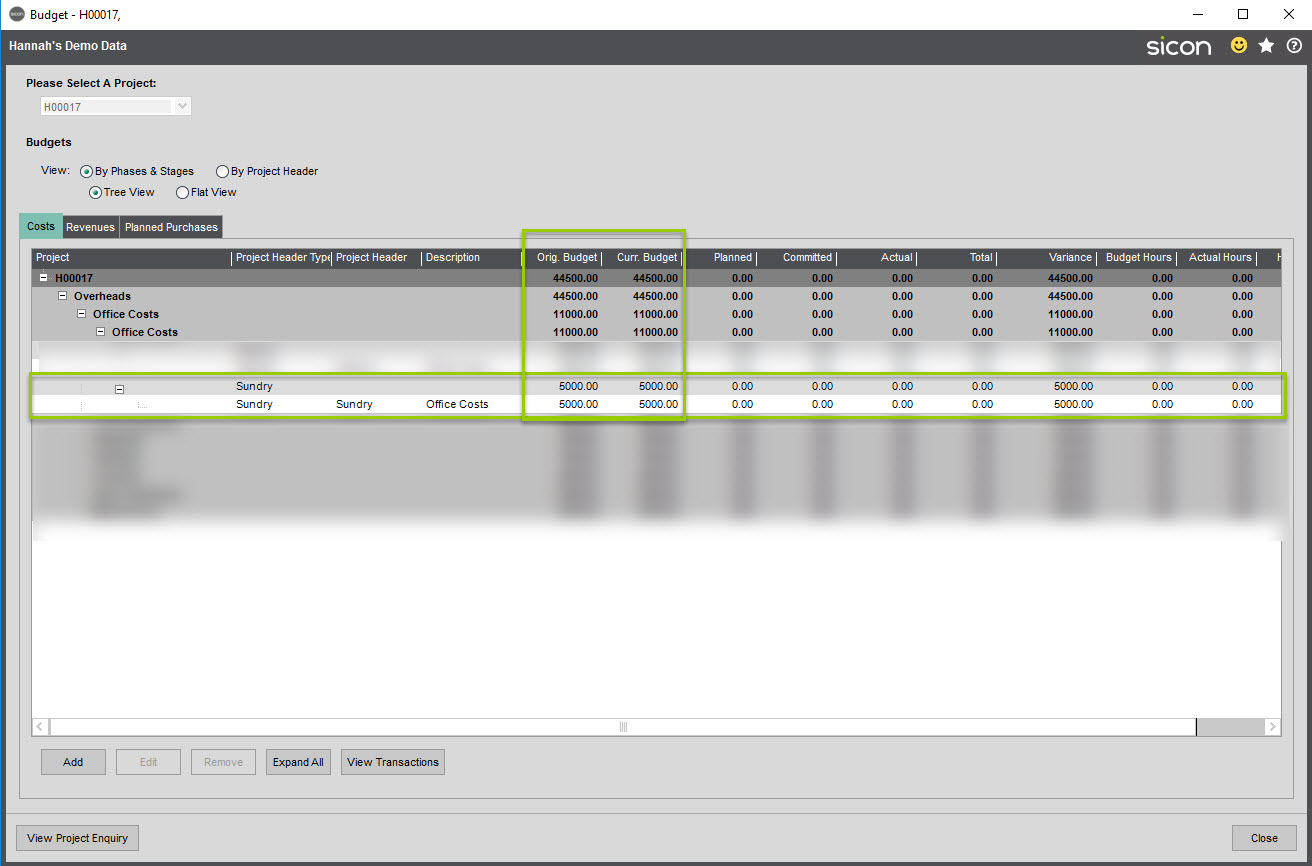 Sicon WAP Purchase Requisitions Help and User Guide - Requisition HUG Section 21.5 Image 1