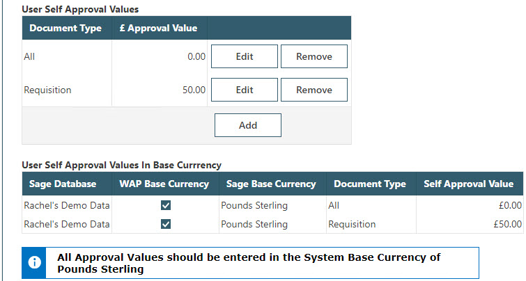 Sicon WAP Purchase Requisitions Help and User Guide - Requisition HUG Section 27.1 Image 2