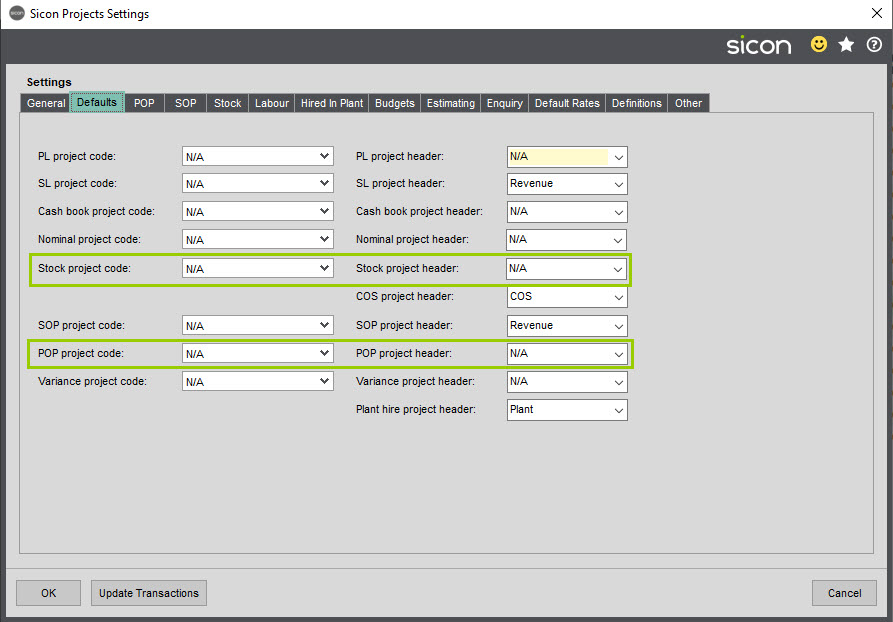 Sicon WAP Purchase Requisitions Help and User Guide - Requisition HUG Section 4.1 Image 4