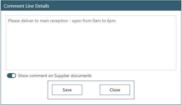 Sicon WAP Purchase Requisitions Help and User Guide - Requisition HUG Section 5.3 Image 1