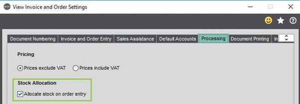Sicon WAP Sales Order Help and User Guide - Sales Order HUG Section 23 Image 2