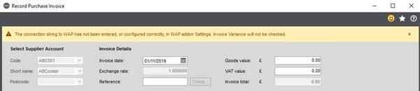 Sicon WAP Add-on Help and User Guide - WAP Addon HUG Section 2.2 Image 2