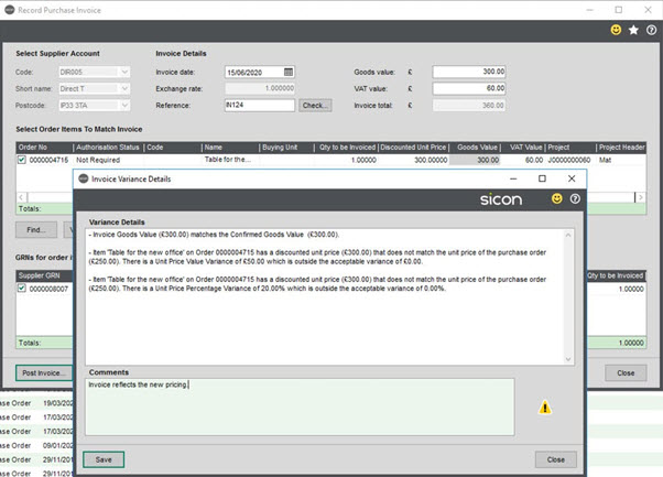 Sicon WAP Add-on Help and User Guide - WAP Addon HUG Section 3.6 Image 6