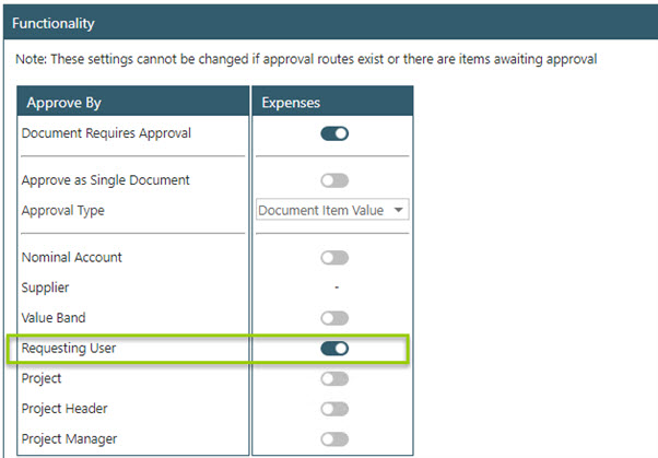 Sicon WAP Expenses Help and User Guide - WAP Expenses HUG Section 12 Image 1