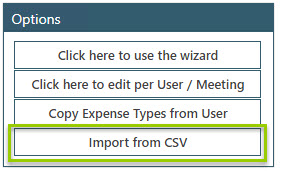Sicon WAP Expenses Help and User Guide - WAP Expenses HUG Section 13.7 Image 1