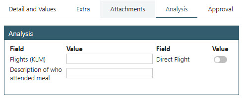 Sicon WAP Expenses Help and User Guide - WAP Expenses HUG Section 16.1 Image 4