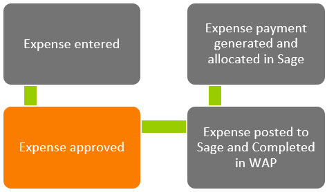 Sicon WAP Expenses Help and User Guide - WAP Expenses HUG Section 17 Image 1