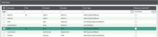 Sicon WAP Users Help and User Guide - WAP Users HUG Section 21 Image 1