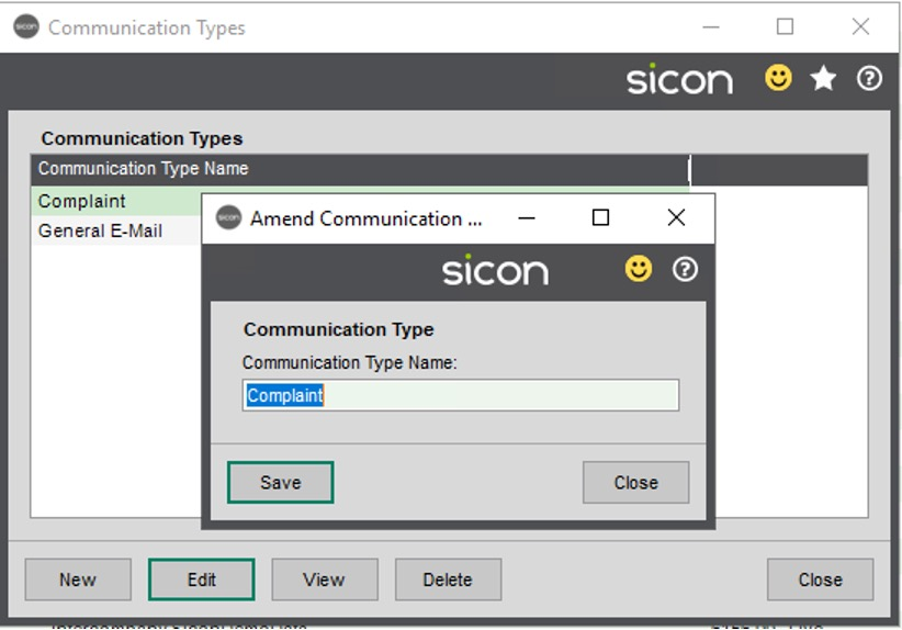 Sicon CRM Section 10.3 Image 1