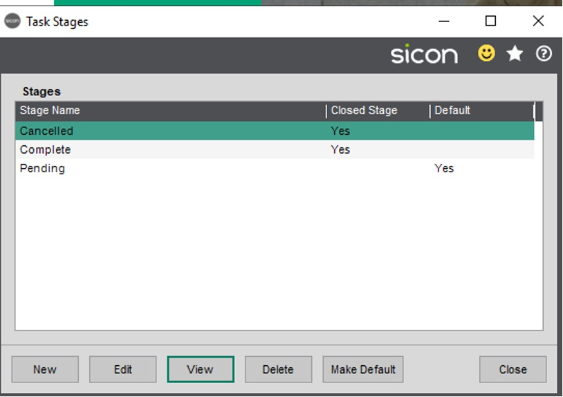 Sicon CRM Section 15.3 Image 1