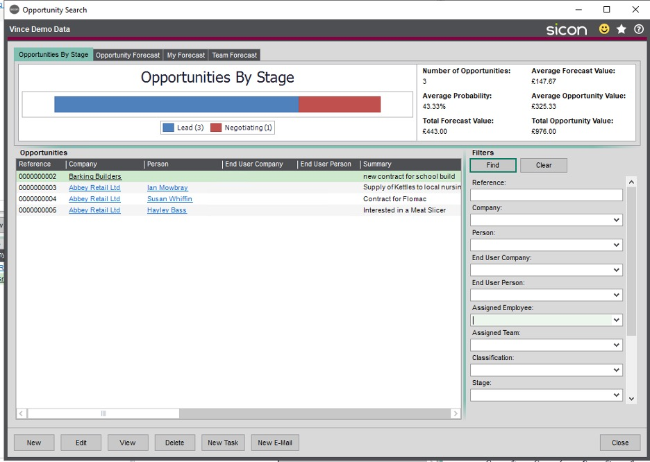Sicon CRM Section 16.10 Image 1