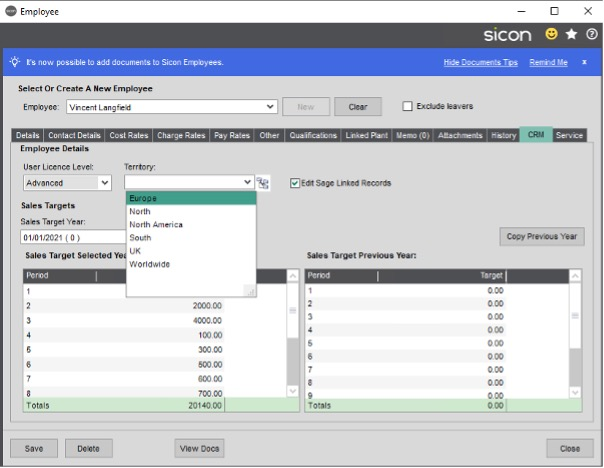 Sicon CRM Section 3.3 Image 5
