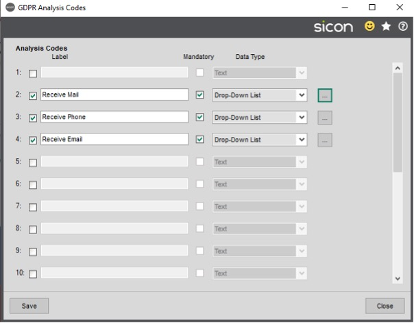 Sicon CRM Section 3.8 Image 1