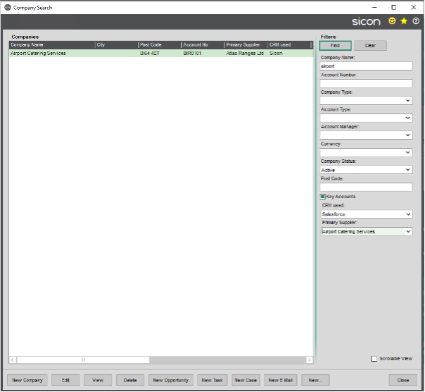 Sicon CRM Section 5.1 Image 1