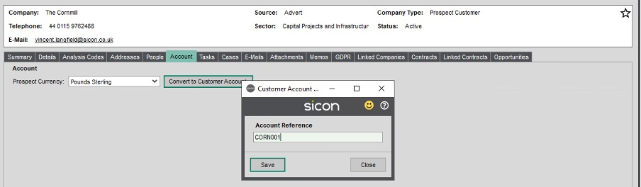 Sicon CRM Section 6.6 Image 2
