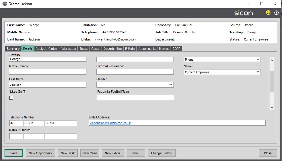 Sicon CRM Section 7.4 Image 2