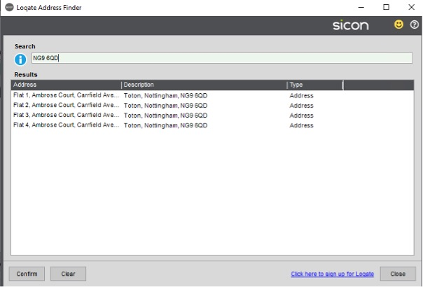 Sicon CRM Section 9.3 Image 1