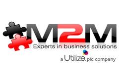 m2m utilize logo v1